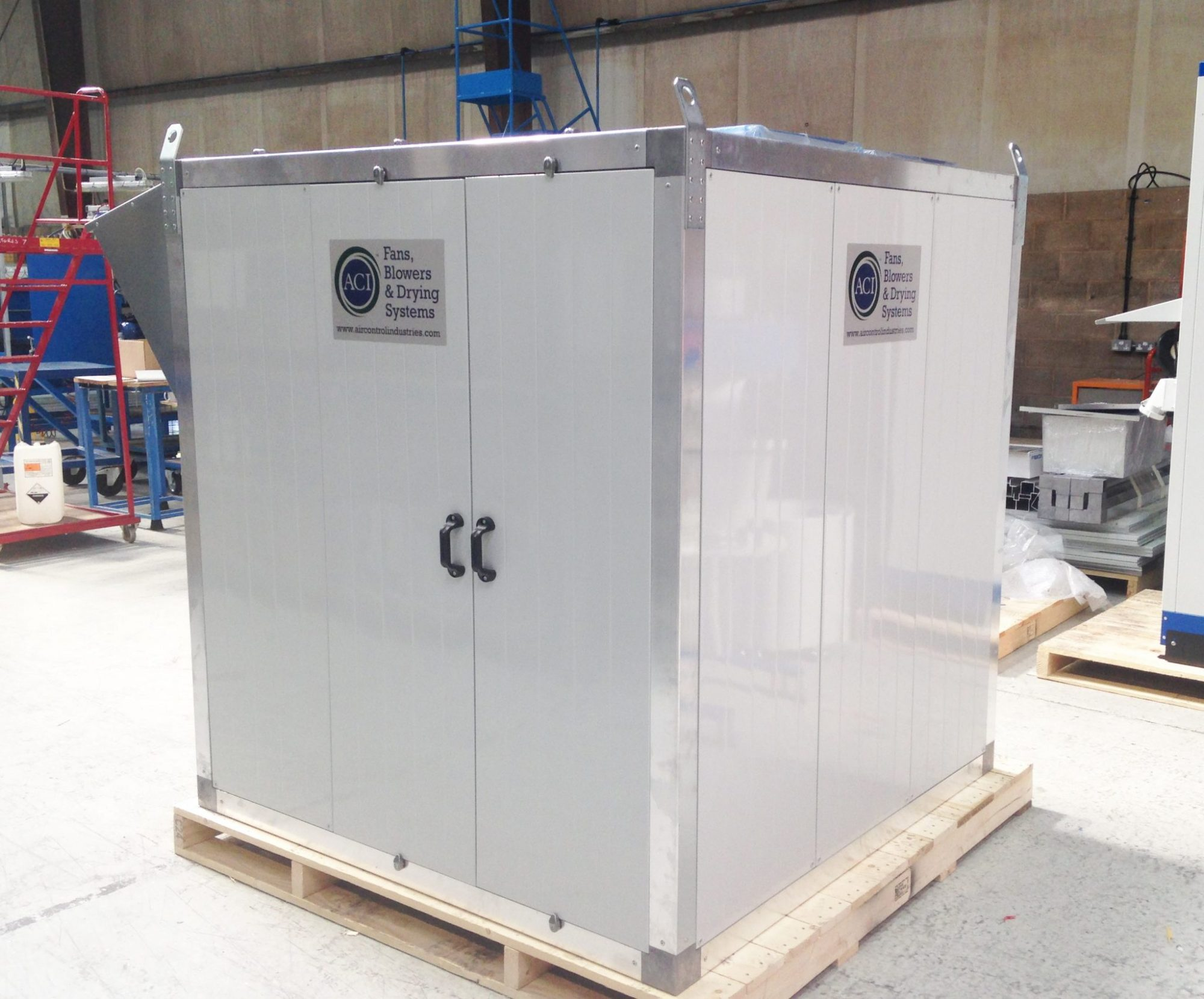 New Range Enclosures For Industrial Fans And Blowers