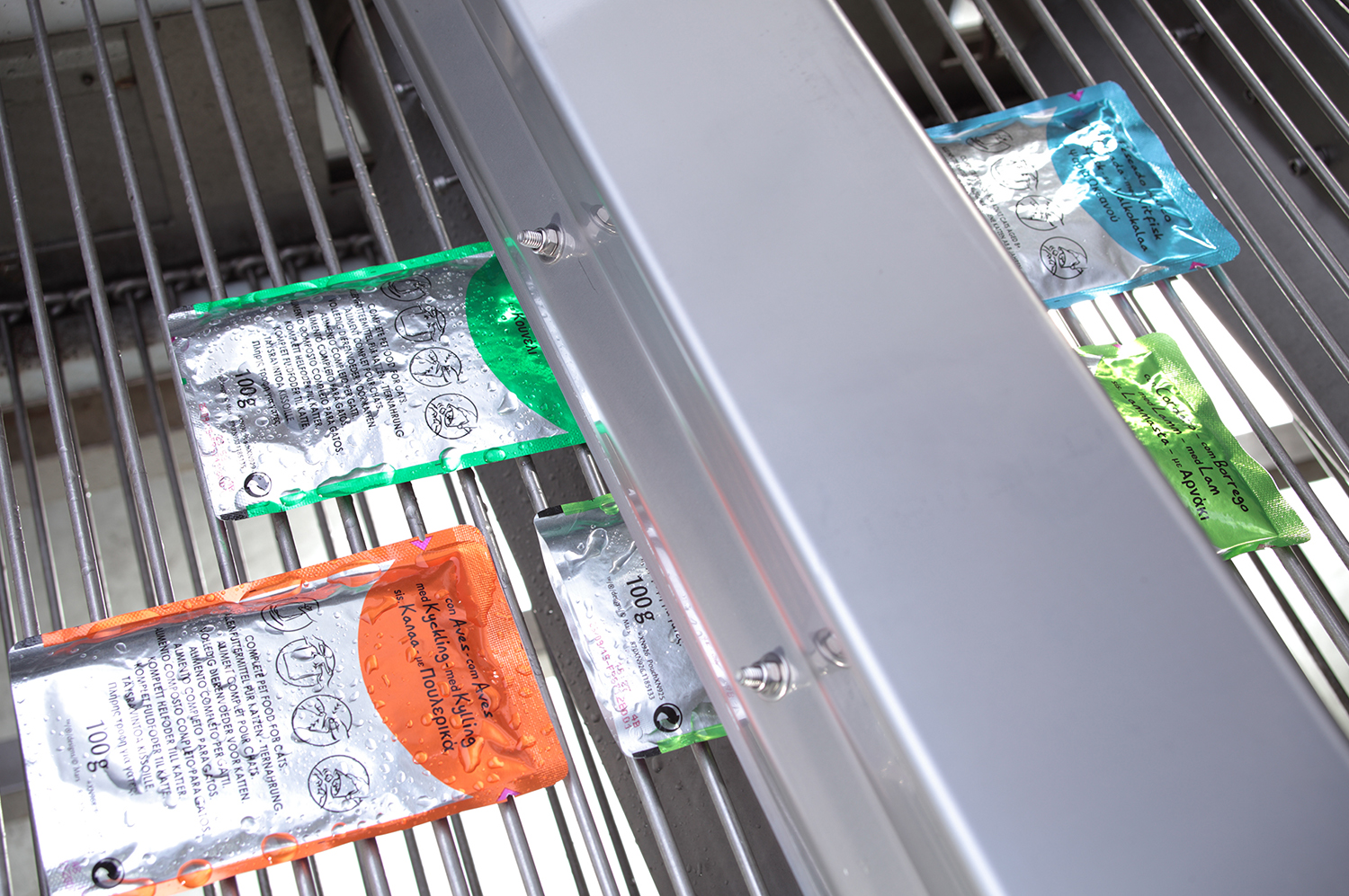 ACI Pouch Drying Solution