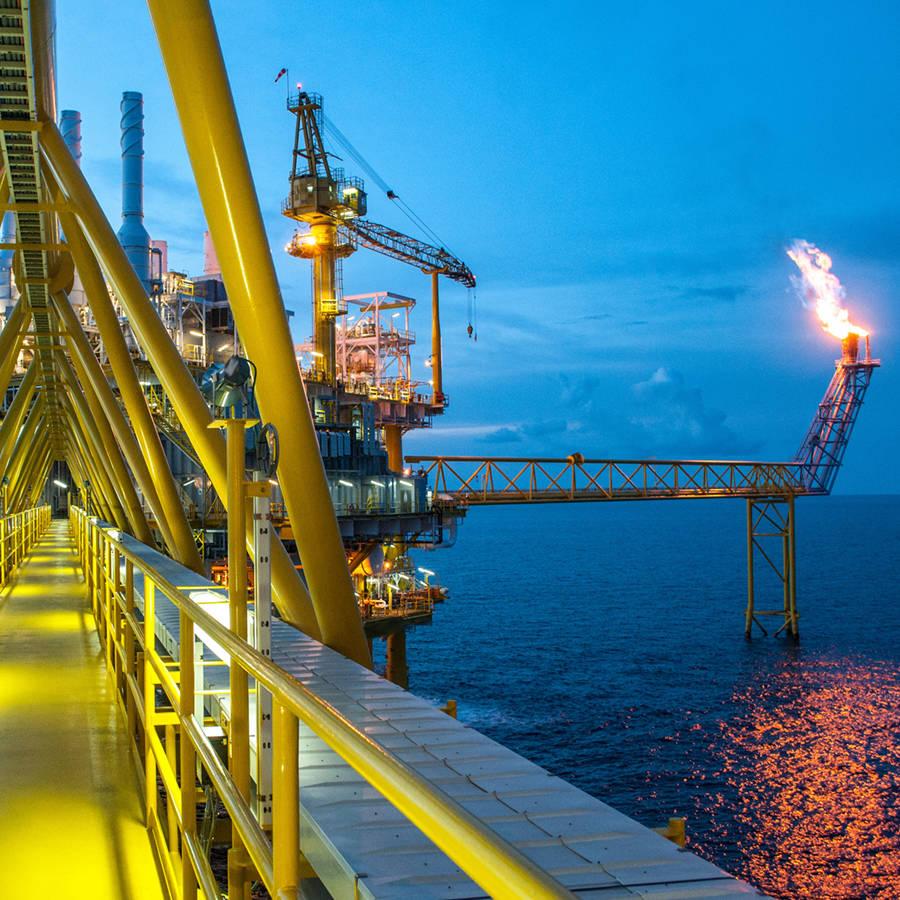Atex Oil Rig