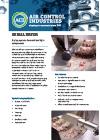 ACI Spiral Dryer - Product Sheet