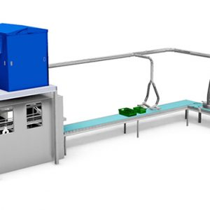 Crate Drying System
