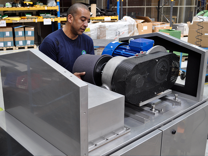 ACI Fans Manufacturing achieves Made in Britain Accreditation