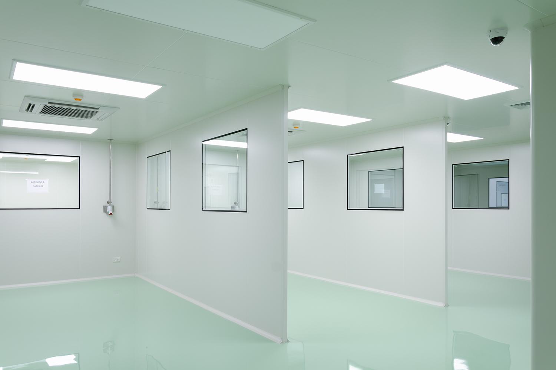 ACI - Cleanroom Environment