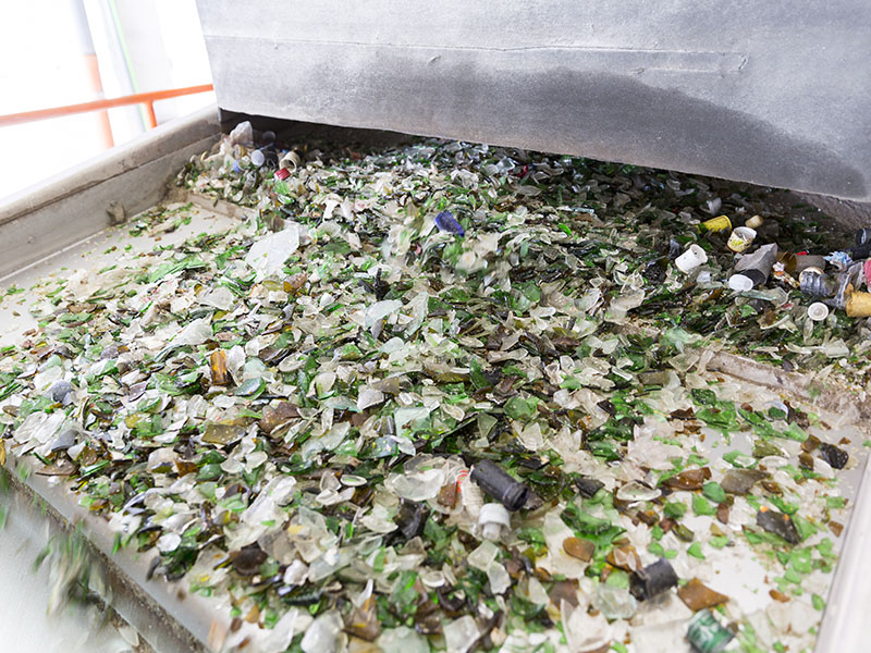 ACI Fans & Systems for the recycling industry