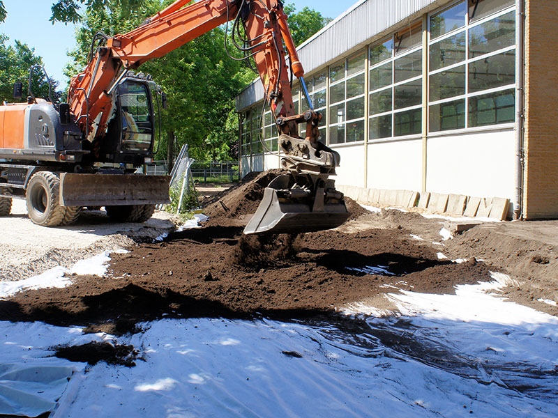 ACI Fans for Soil & Water Remediation